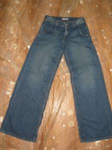 jeans dama levi's evazati