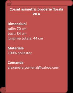 Corset VILA